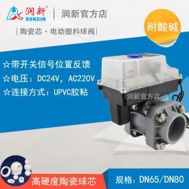 DN65-DN80 (UPVC Glue Connection)