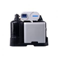 Ultra-high hardness kitchen water softener