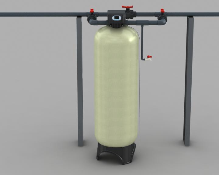10吨自动过滤系统